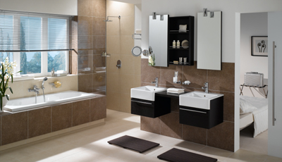 We offer a huge selection of bathroom tiles delivered direct to your