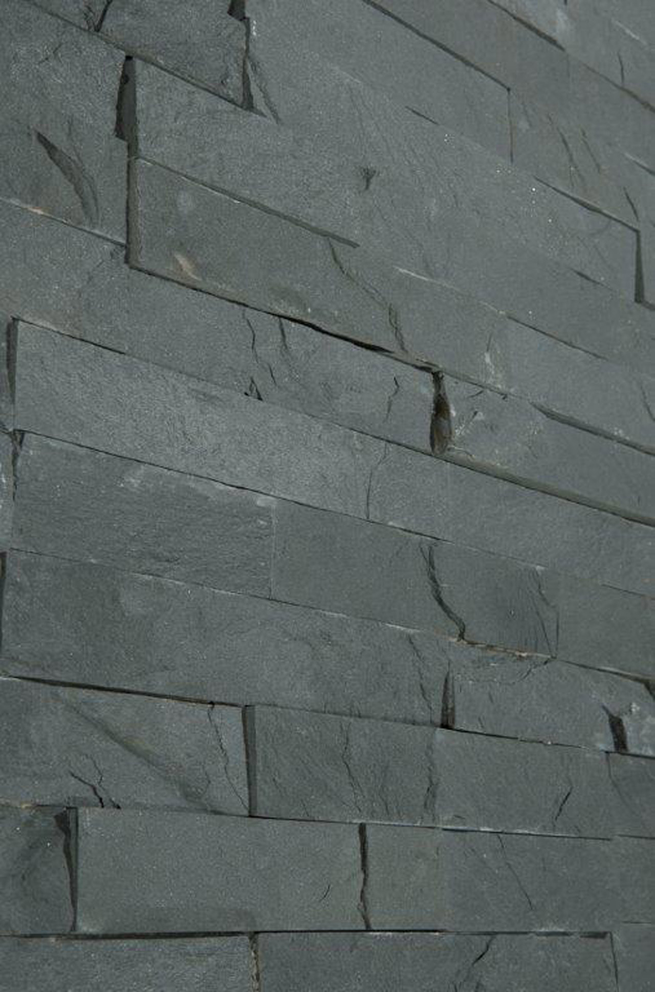 Stunning Variagated Split Face Slate 3d Mosaic Tiles
