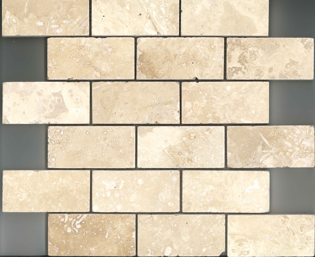 4m 178 Luxury Travertine Stone Mosaic Bundle Including
